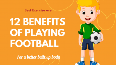 Photo of 12 Benefits of playing football for health