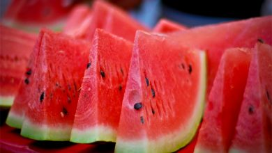 Photo of Benefits of eating watermelon for skin