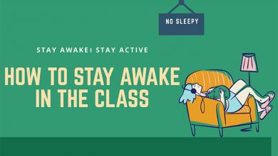 Photo of How to Stay Awake in Class: Effective Tricks